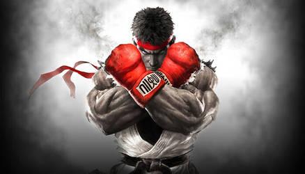 Street Fighter V Orange Justice Fortnite Mashup