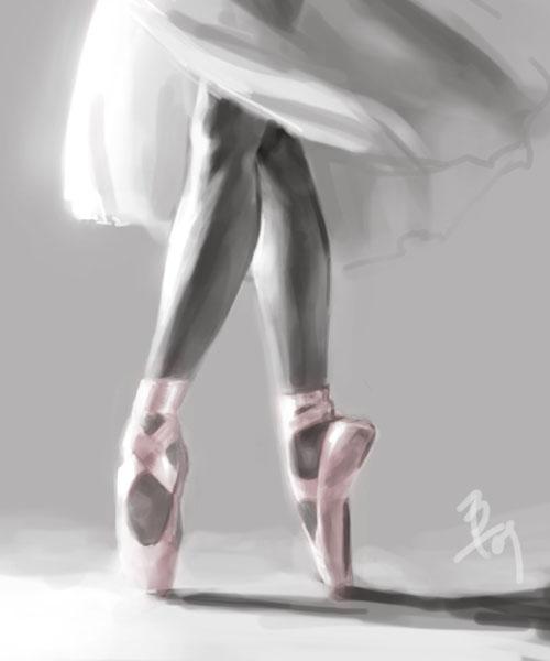 Balerina Pink_shoes_by_sypri