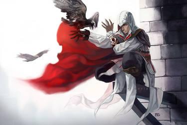 Ezio Auditore by cypritree