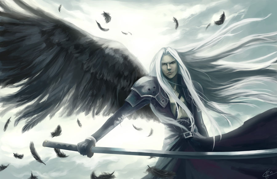 One winged angel by mlappas on DeviantArt