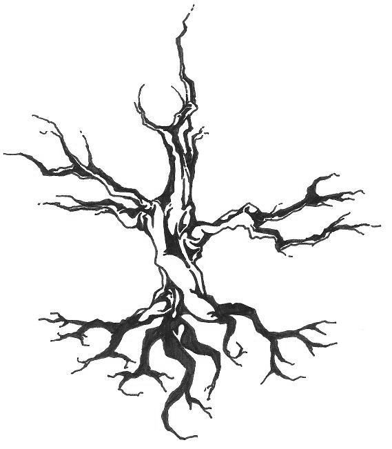 tree root tattoo wip by mrkozak on deviantart. Black Bedroom Furniture Sets. Home Design Ideas