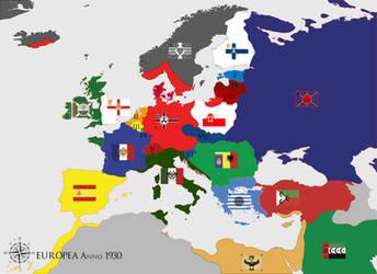 EUROPEA Anno 1930 by TigerEstoque