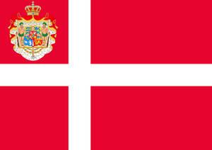 Kingdom of Denmark Banner