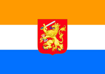 The Netherlands Banner by TigerEstoque