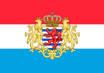 Luxembourg Banner by TigerEstoque