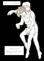 Danny and Dash Moment by AnimeGuruFan