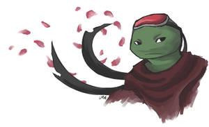 TMNT AU: Red Season