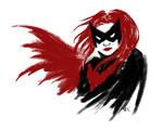 Bat in Scarlet