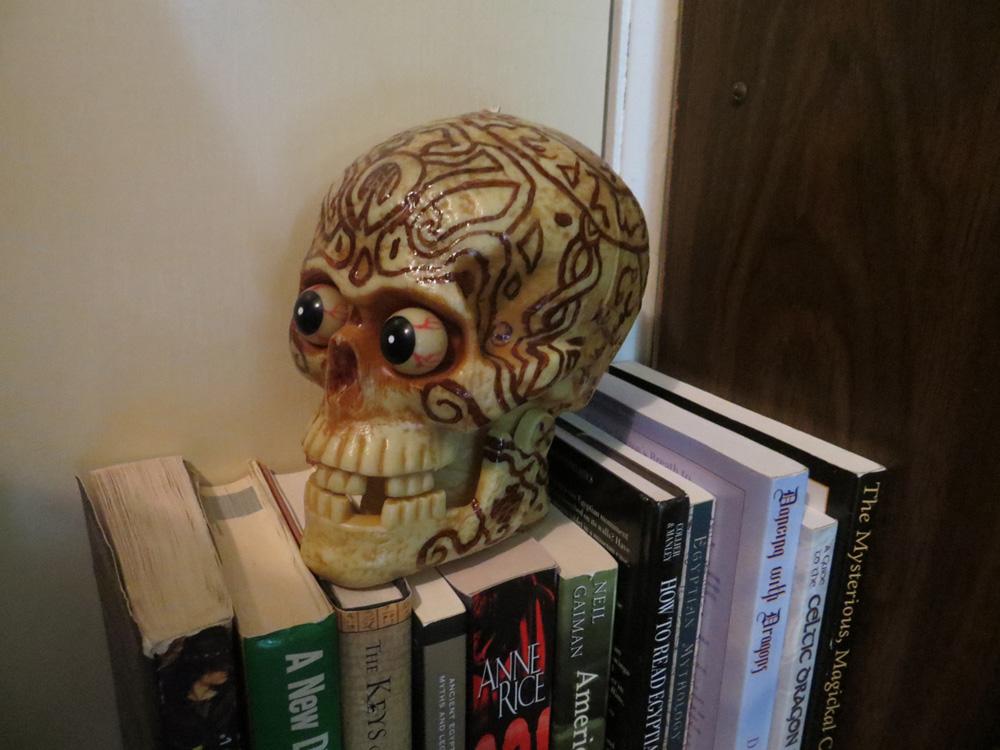 Bob the Skull by tcat