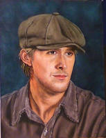 Ryan Gosling by DanBurgessTheArtist