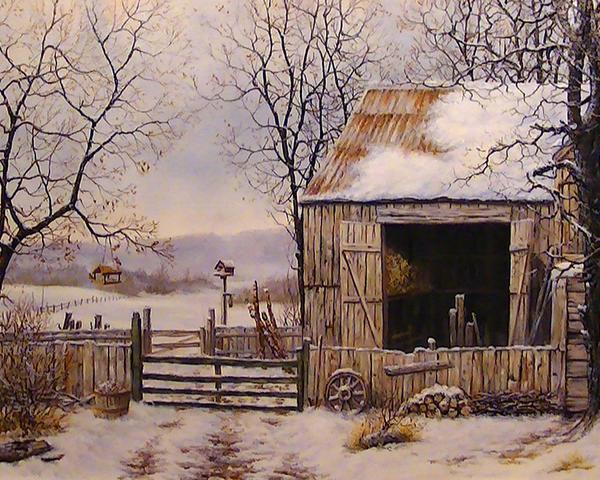Winterblend by DanBurgessTheArtist