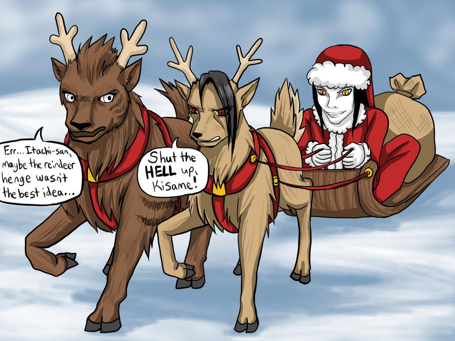 Being a reindeer is a hazard