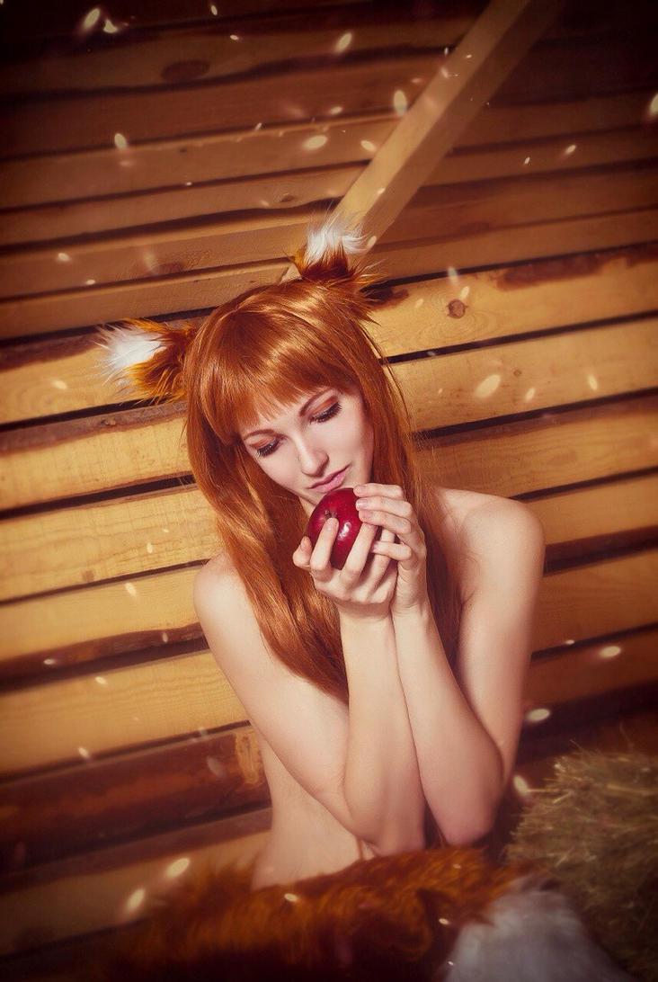 Apple by Bad-Llama