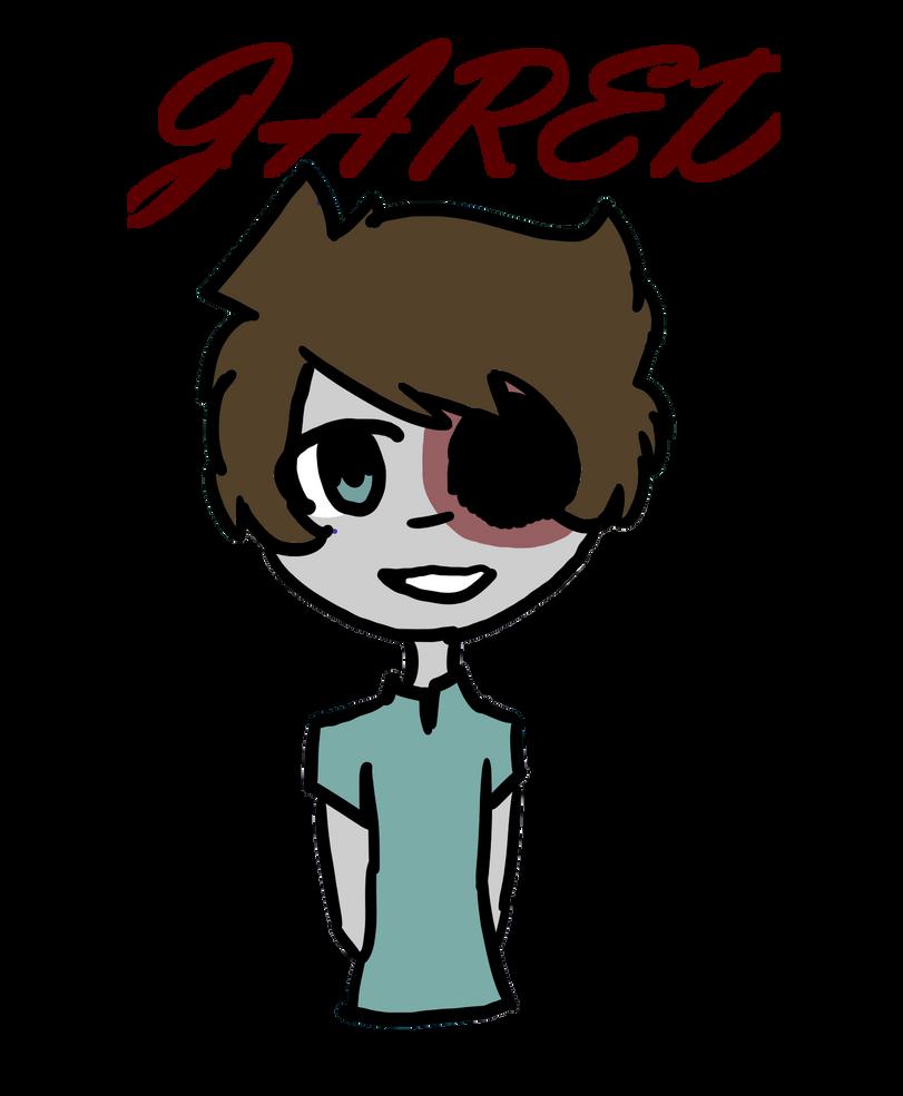 Jared little ghost boy by insane-anni