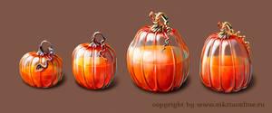 pumpkin potions by Elyon-freya