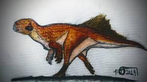 Psittacosaurus amitabha