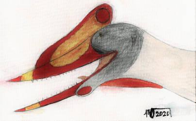 Ordosipterus planignathus