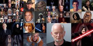 Star Wars TFU duology fancast