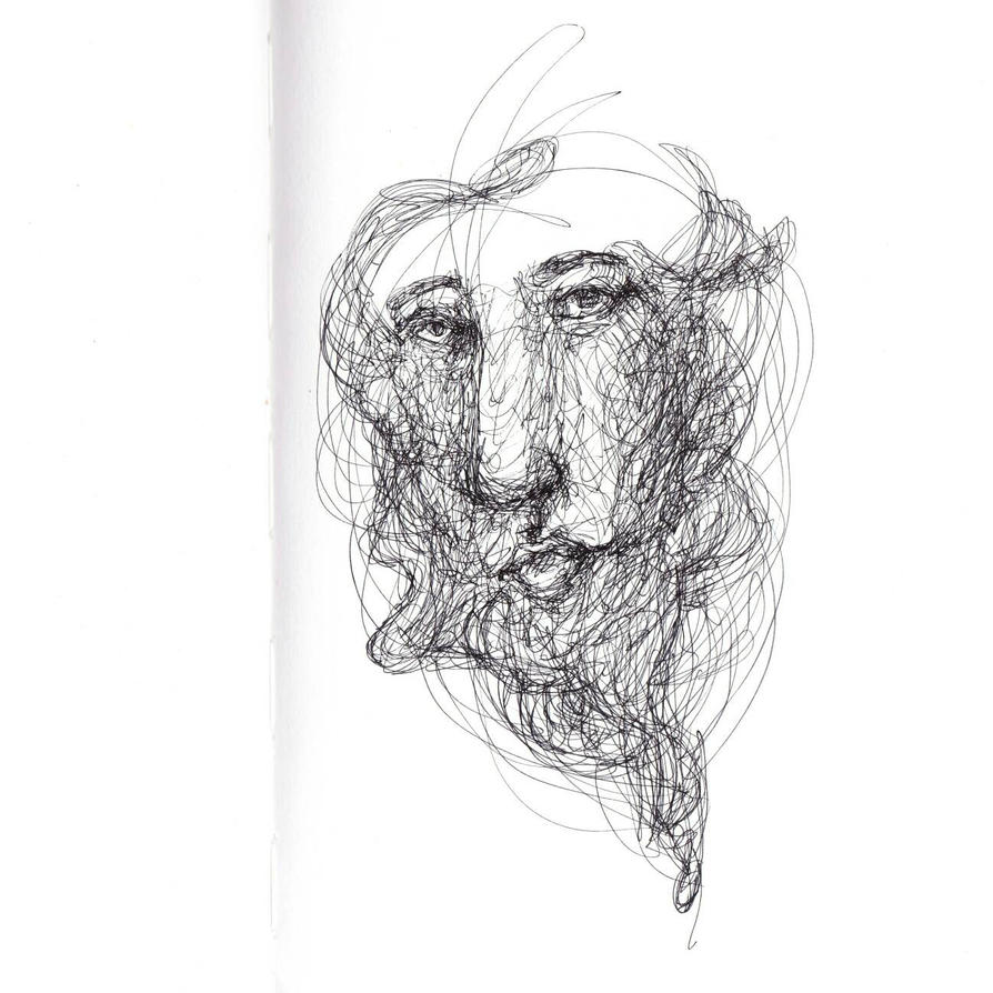 Ink Man by IamJoopiter