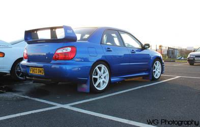 Subaru Impreza JNE Monthly Meet by Zer0Gfx