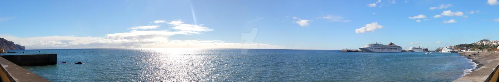 Madeira Coast Panorama