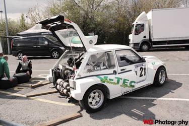 Metro Group B Rally Monster