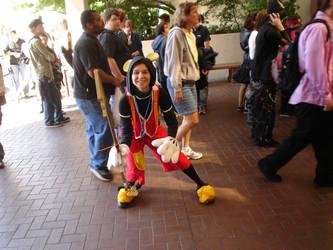 Kumoricon 08: King Mickey by Ellieah