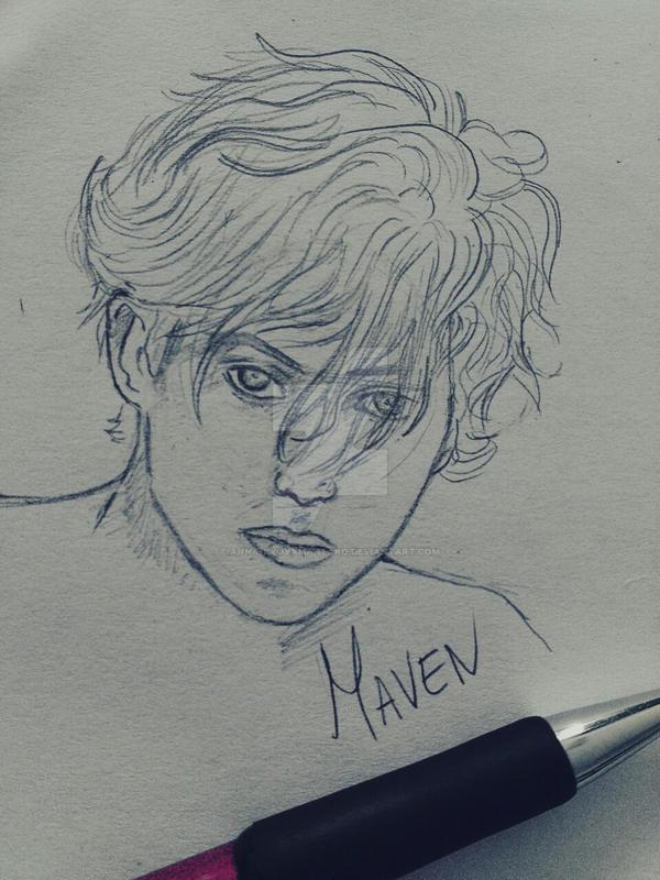 Maven Calore by Anna-Kyoyama-Itako