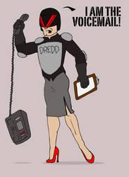 Dredd Admin by Icarusburns