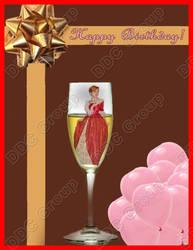 Elegant Birthday by DD-Creative