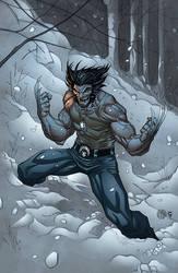 ...snow one like him...