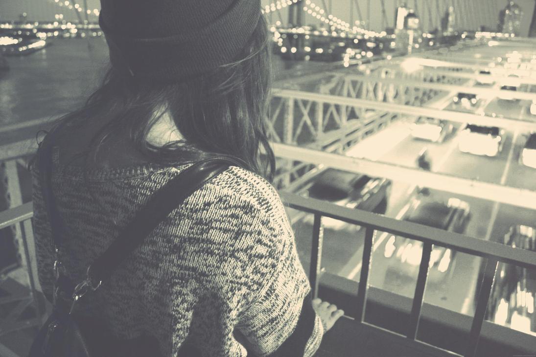 Brooklyn Bridge by BiscuiTsi