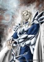Odin by Killfaeh