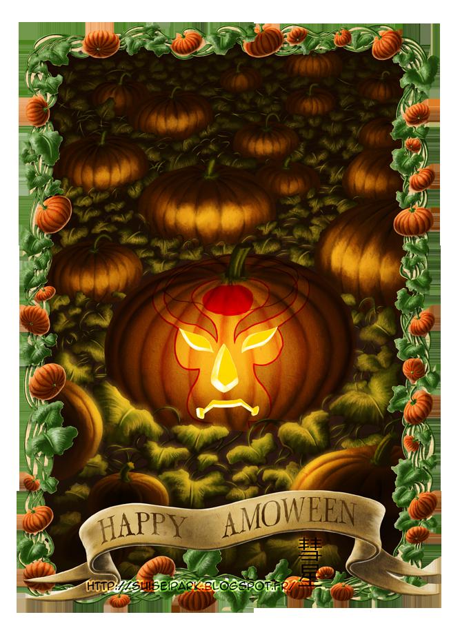 Happy Amoween by Killfaeh