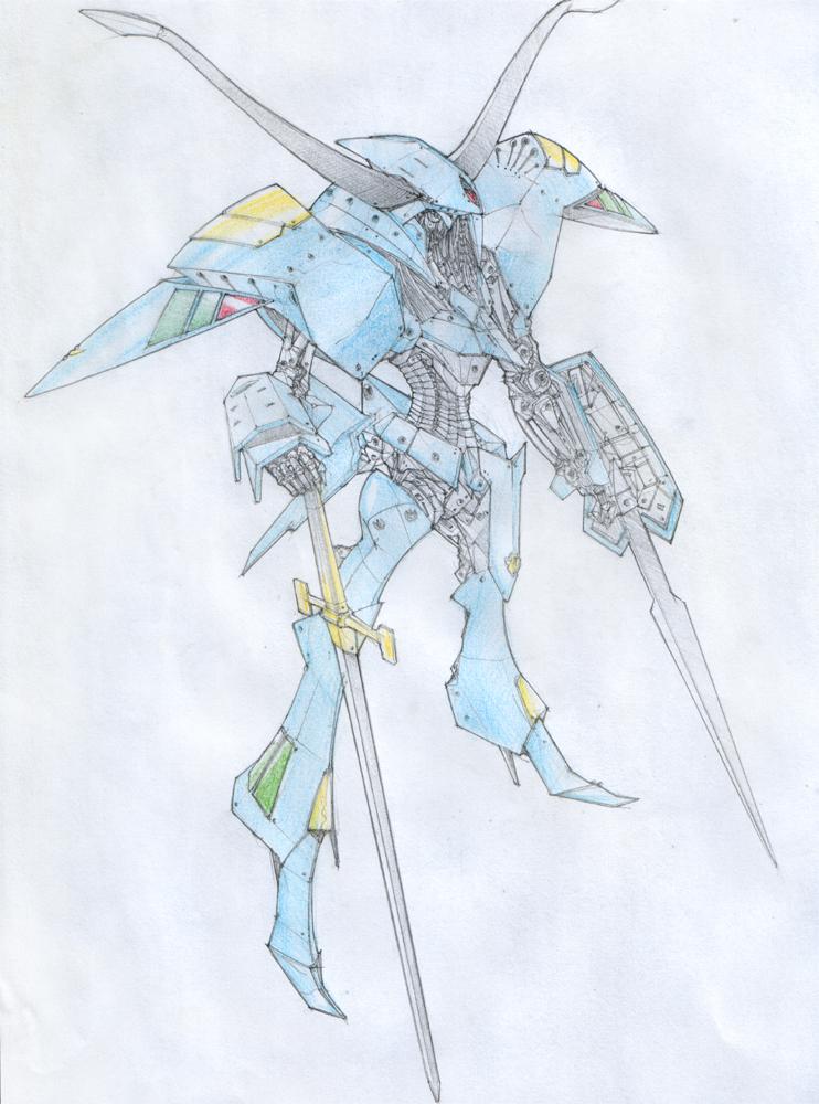 V-Siren 103 Neptune by XaDu
