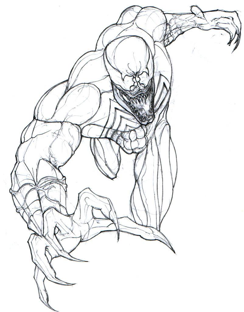 Venom by XaDu on DeviantArt