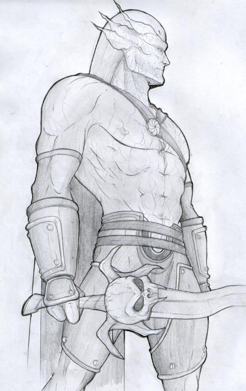 Kain by XaDu