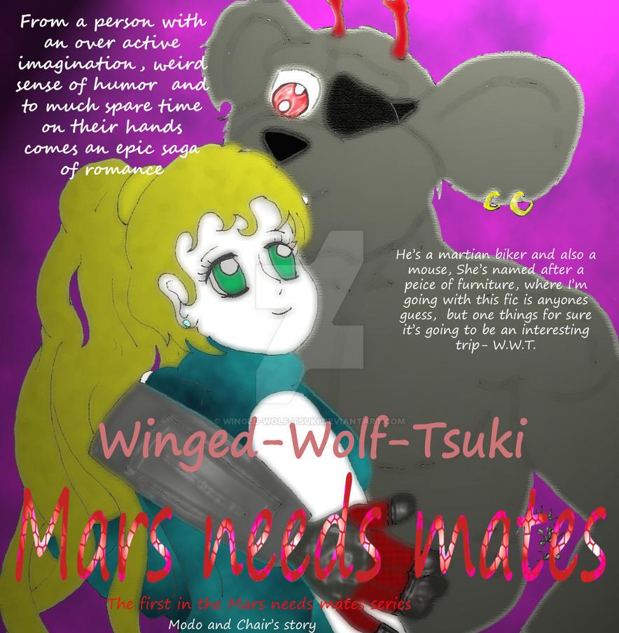 Mars needs mates (cheesy Romance cover) by winged-wolf-tsuki