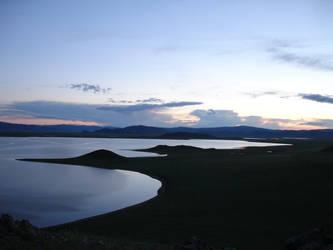 CM 14 - White Lake Sunset by RNY