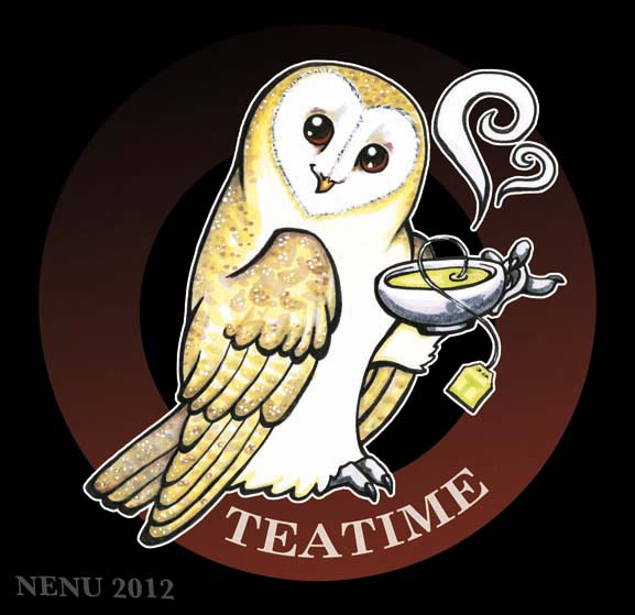 teatime by Nenu