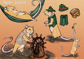 Captain Denford References