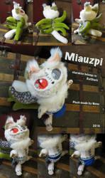Miauzpi Plush