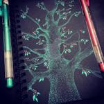 Tree of berries