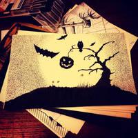 Happy Halloween by DezignerDude