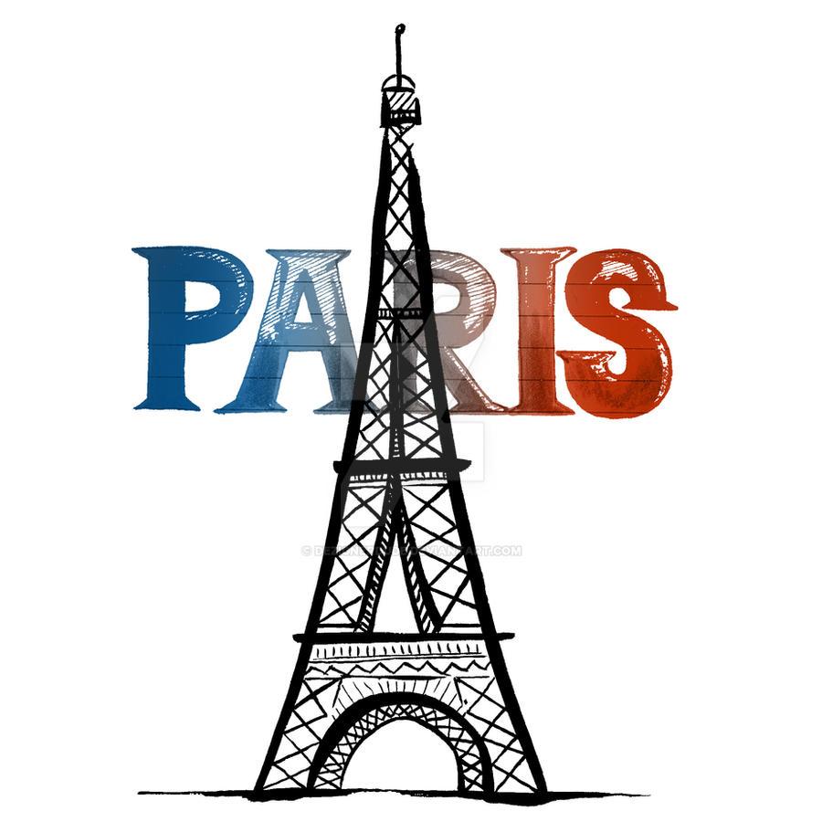 Stay Strong Paris by DezignerDude