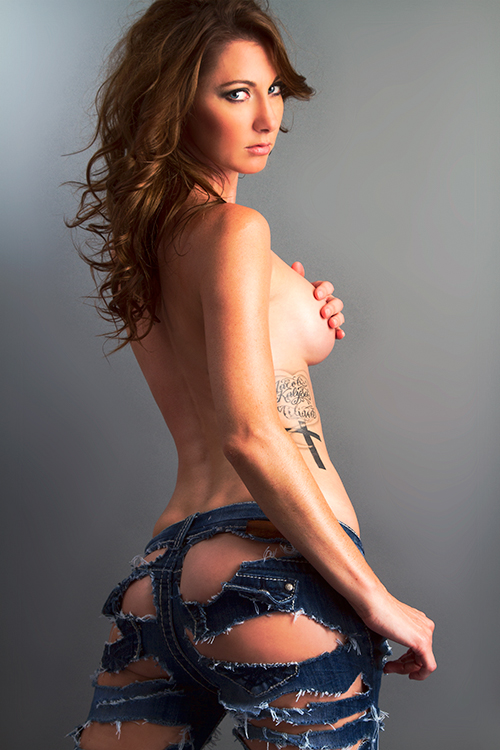 Julissa in Jeans by Zedul