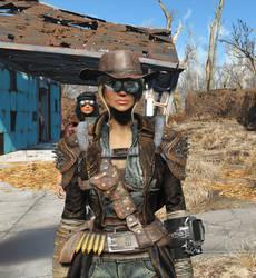 Fallout Annie by Zedul