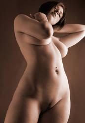 Amanda - Nude Sepia by Zedul