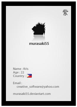 murasaki55's Profile Picture