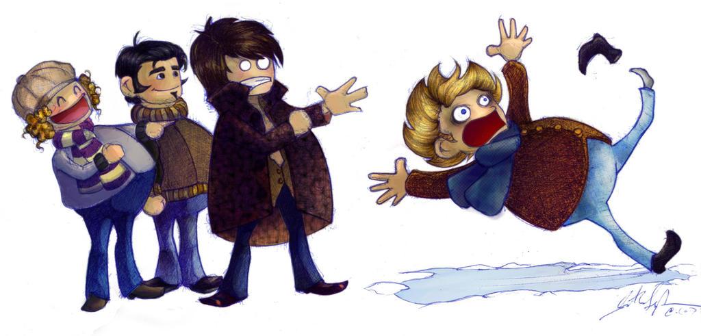 Bon Jovi On Ice by mamapopo
